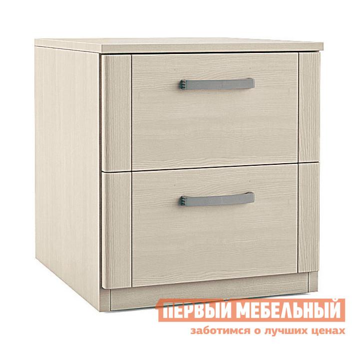 Прикроватная тумбочка Боровичи 1.021 Шимо светлый