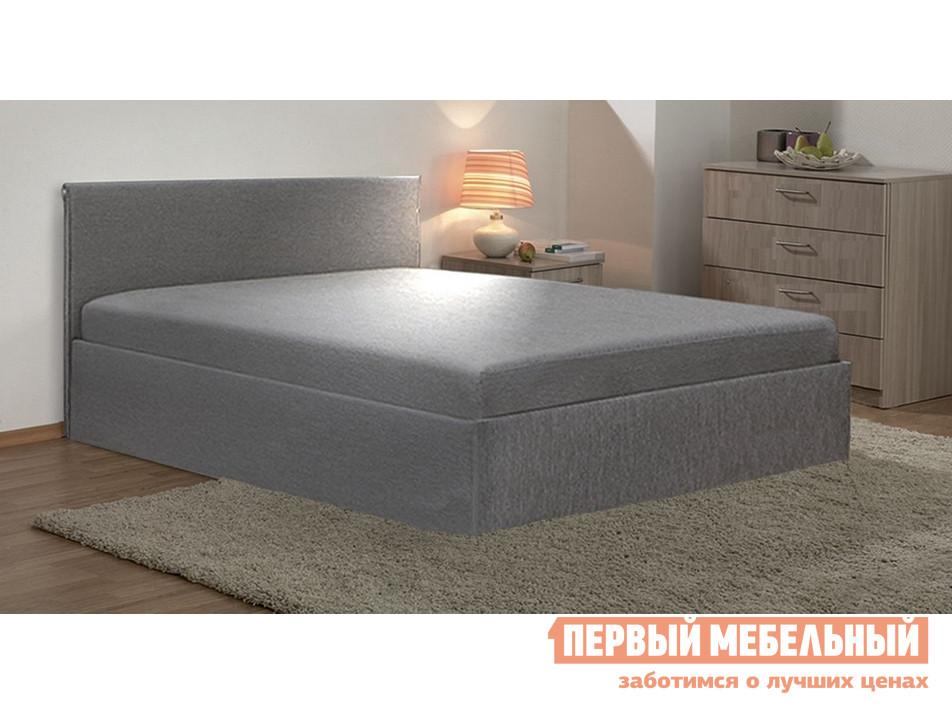 Двуспальная кровать-тахта с ящиком для белья Боровичи Тахта Софт