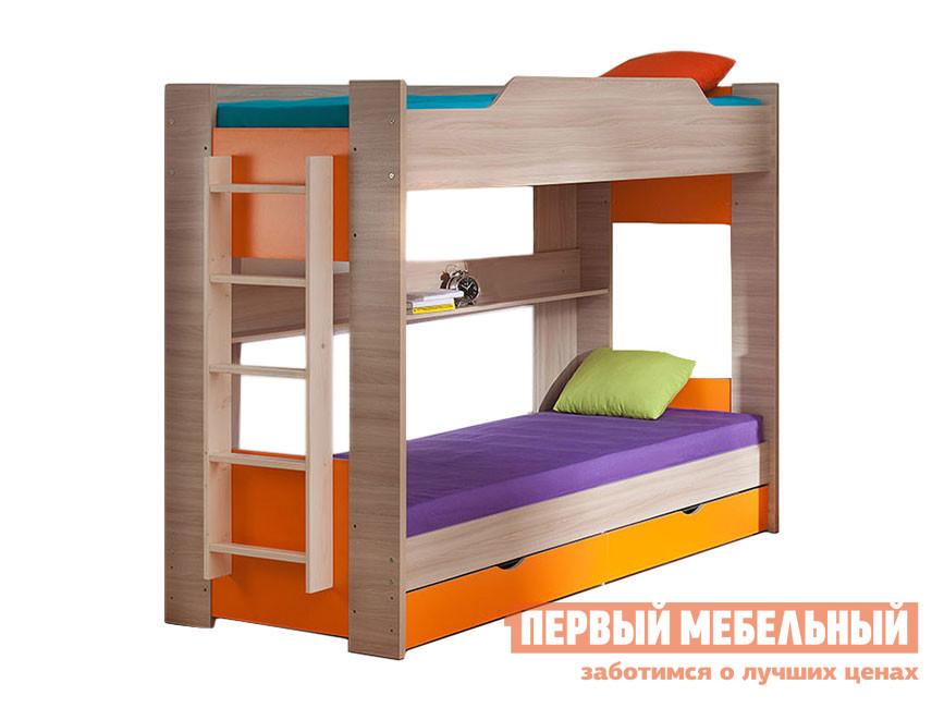 Двухъярусная кровать Боровичи Кровать двухъярусная