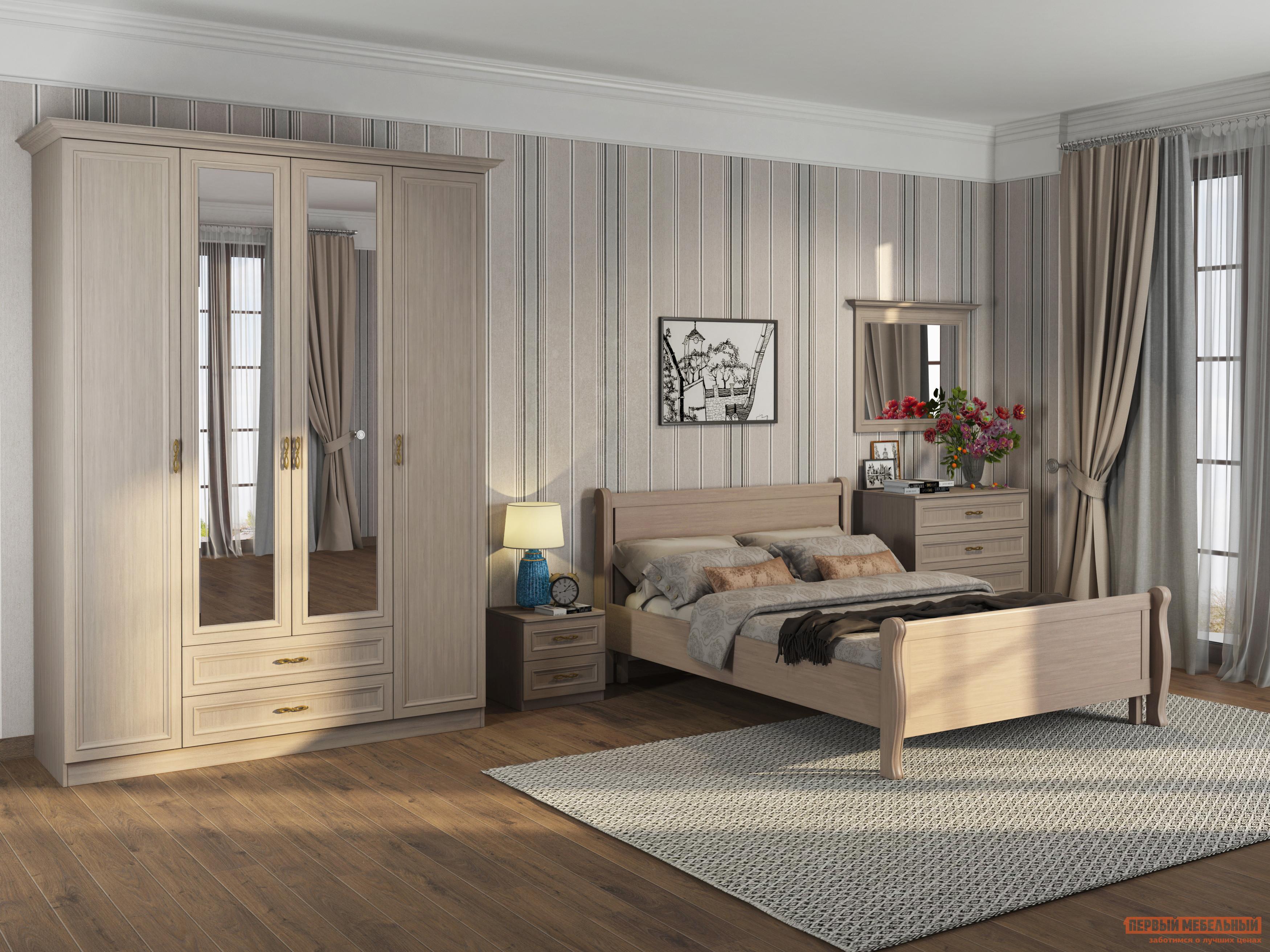Спальный гарнитур Боровичи Классика СК1 спальный гарнитур мебельсон виктория 1 к1