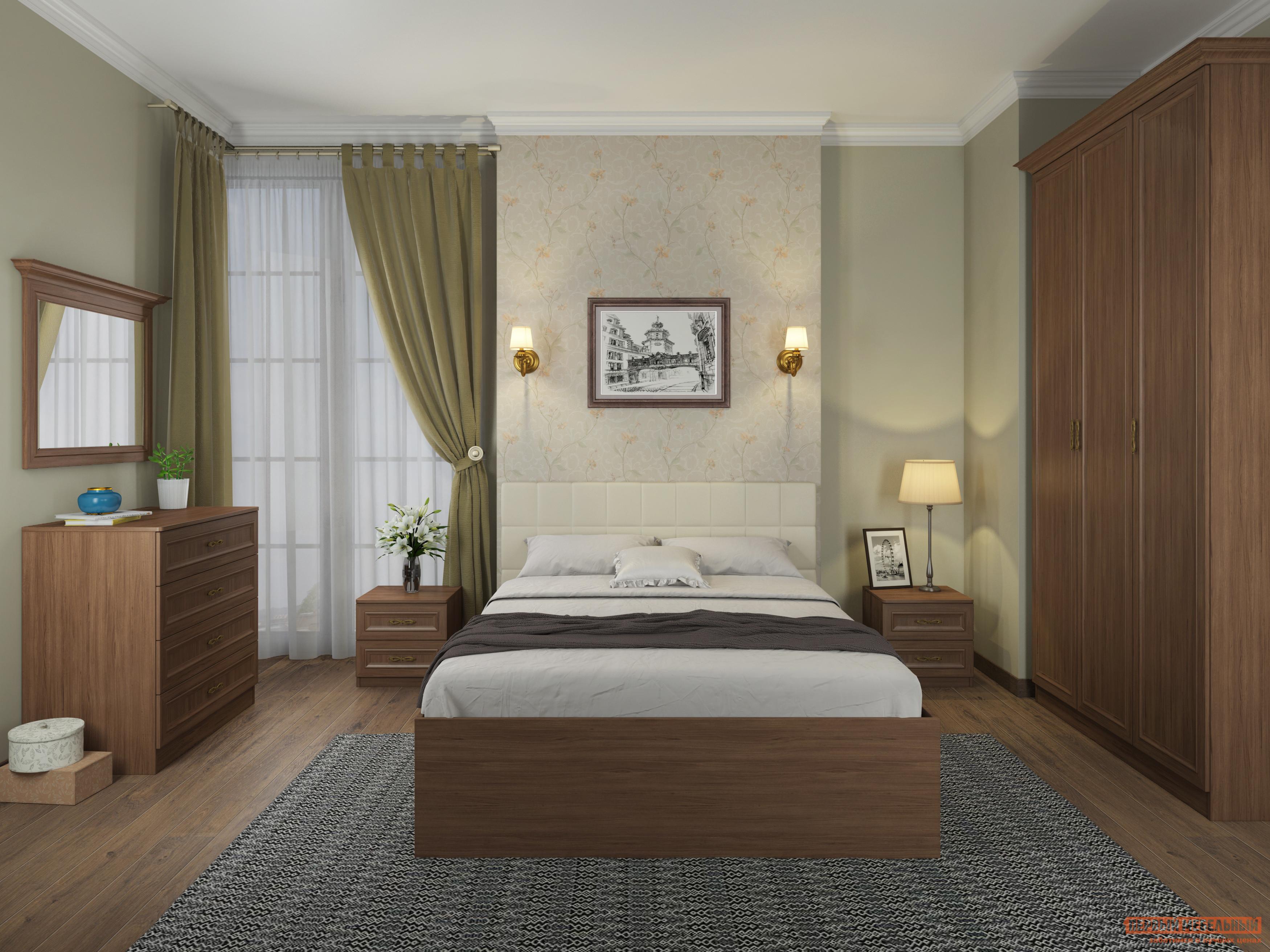 Спальный гарнитур Боровичи Классика СК2 спальный гарнитур мебельсон виктория 2 к1