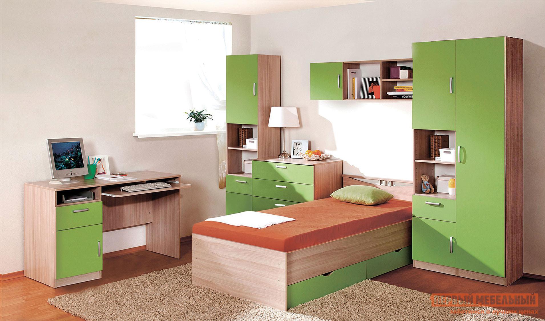 Комплект детской мебели Боровичи Лотос Д7