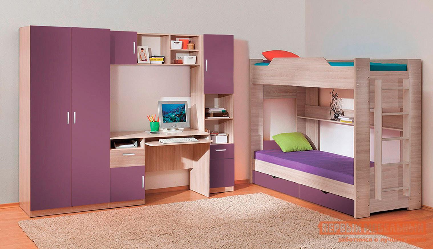 Комплект детской мебели Боровичи Лотос Д8