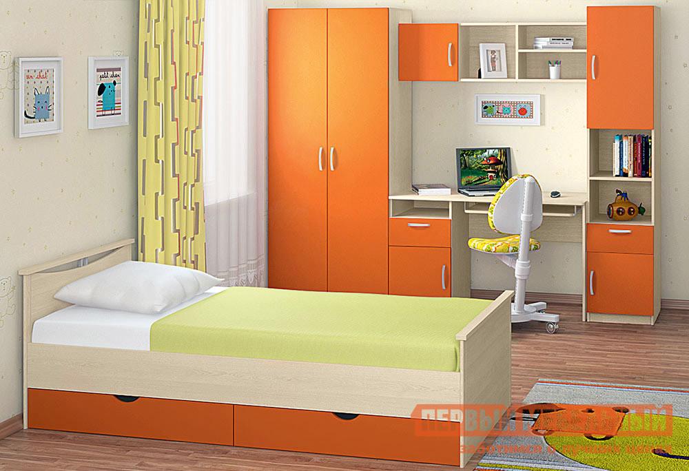 Комплект детской мебели Боровичи Лотос Д4