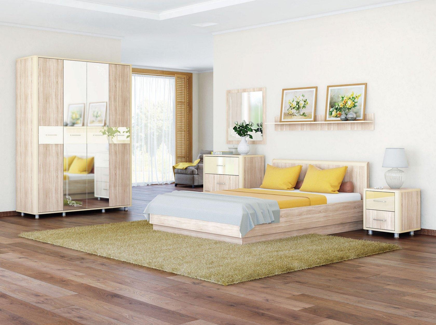 Оливия. модульная серия для спальни в москве, купить недорог.