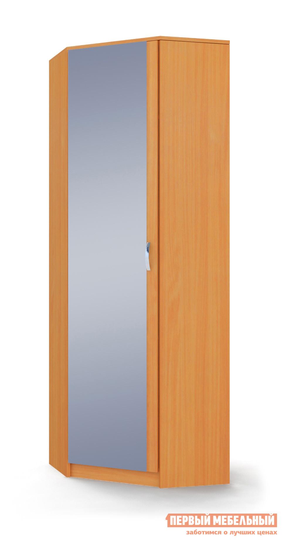 Шкаф распашной мф мастер шкаф угловой с зеркалом (шуз).
