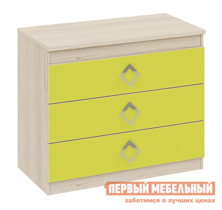 Детский комод ТриЯ СМ-201.11.001 спальный гарнитур трия саванна к1