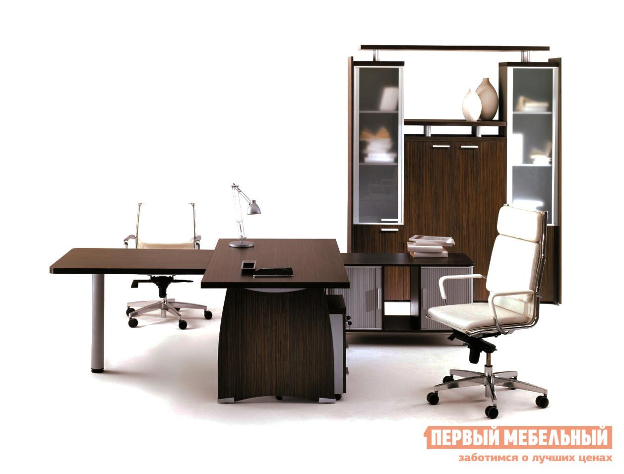 Комплект офисной мебели Гауди Флекс К3 комплект офисной мебели pointex свифт к3 темный