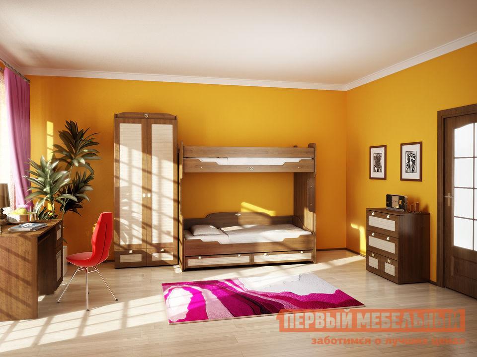 Комплект детской мебели ТД Арника Робинзон К3 adiors medium side parting bob straight colormix synthetic wig