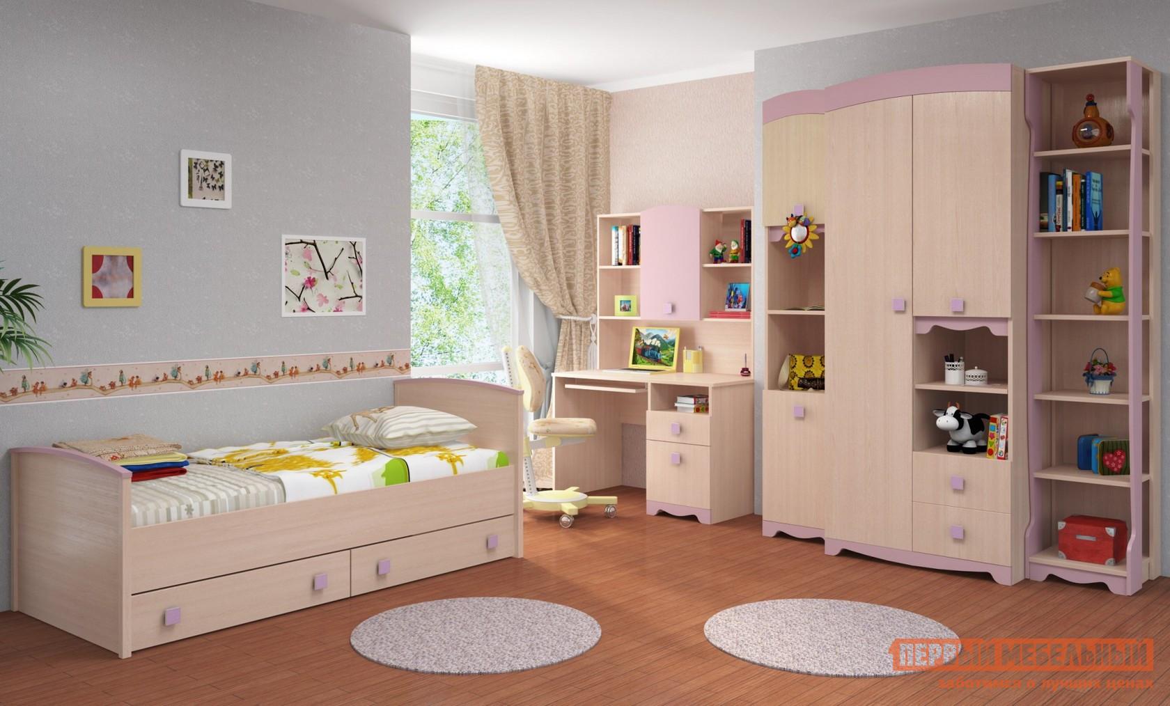 Комплект детской мебели ТД Арника Пинк К1 комплект детской мебели мебельсон амели м к1
