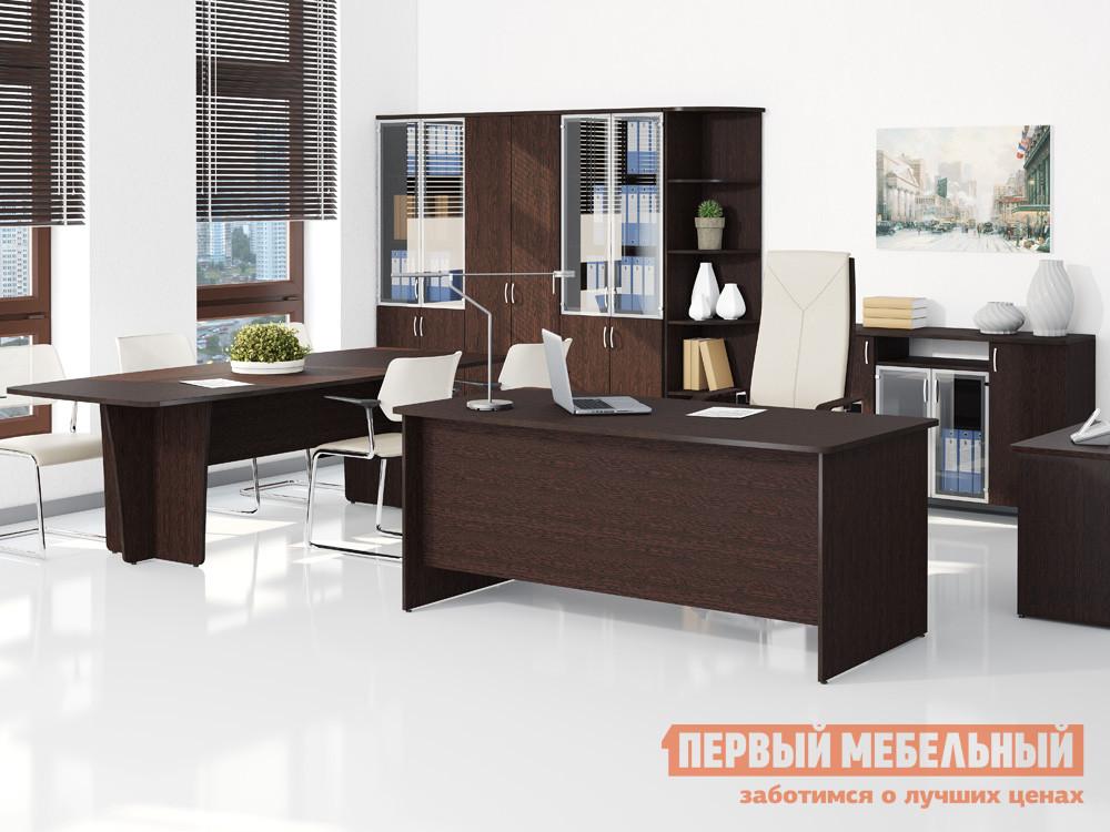 Комплект офисной мебели Витра Лидер-Престиж К3 комплект офисной мебели pointex свифт к3 темный