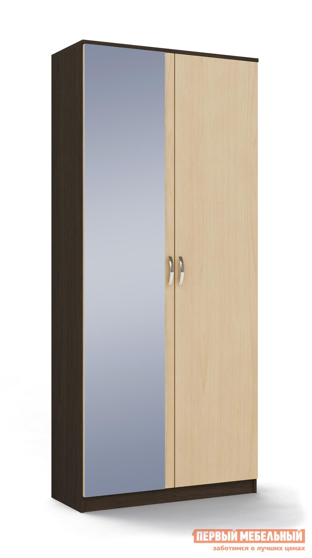 Шкаф распашной МФ Мастер Шкаф 2дверный с зеркалом (Ш2З)