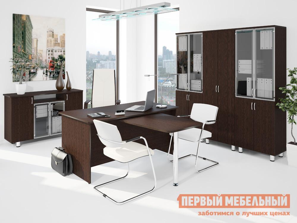 Комплект офисной мебели Витра Лидер-Престиж К4 комплект офисной мебели витра лидер к1