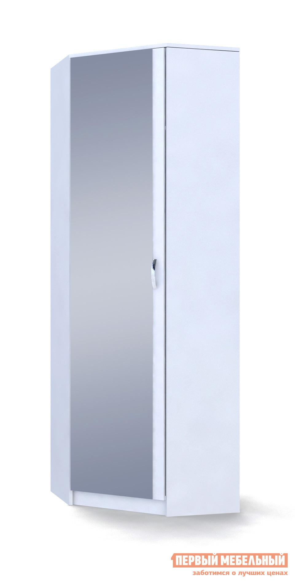 Шкаф распашной МФ Мастер Шкаф угловой с зеркалом (ШУЗ)