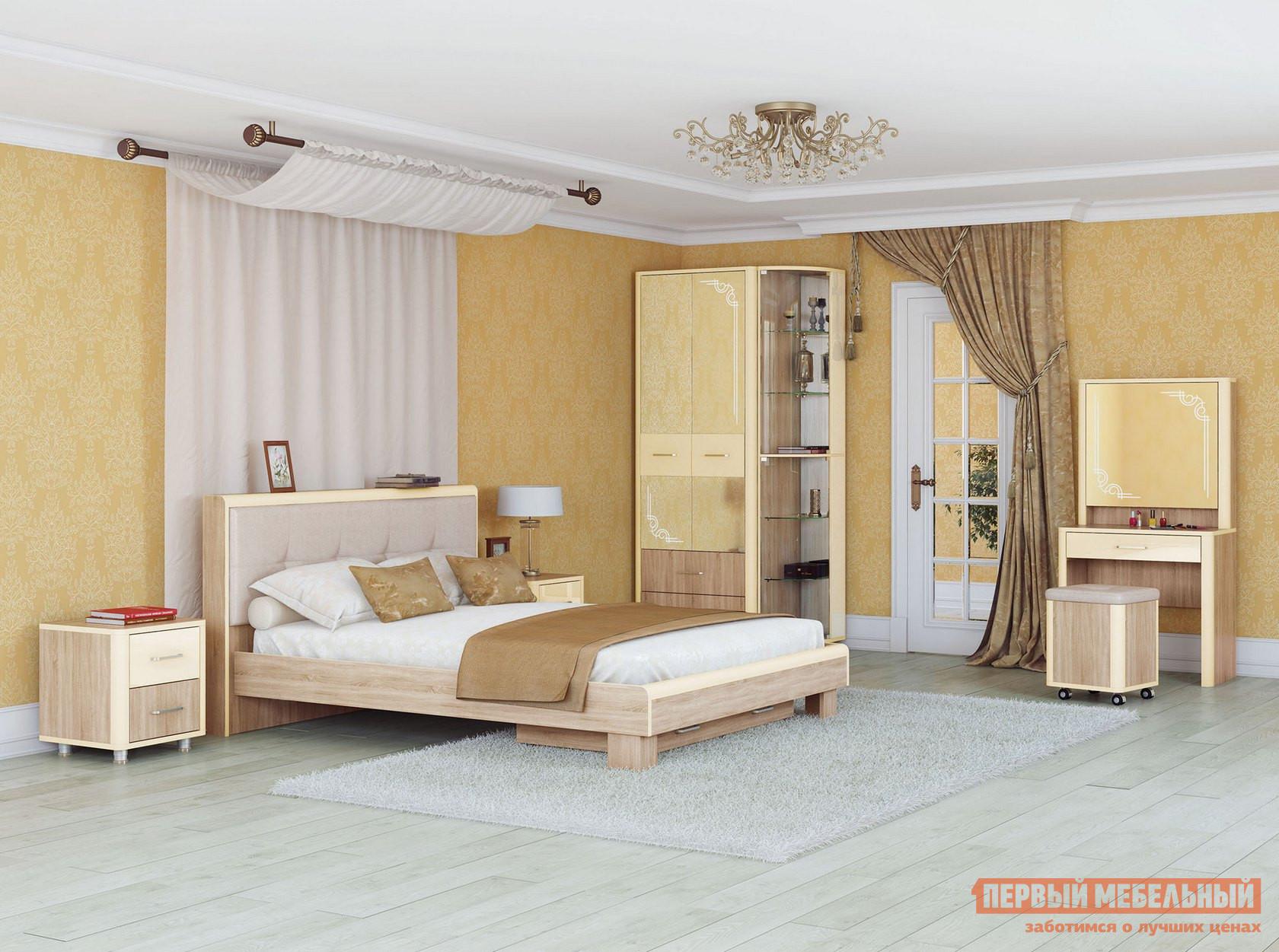 Комплект мебели для спальни МСТ Оливия М К1 комплект детской мебели мебельсон амели м к1