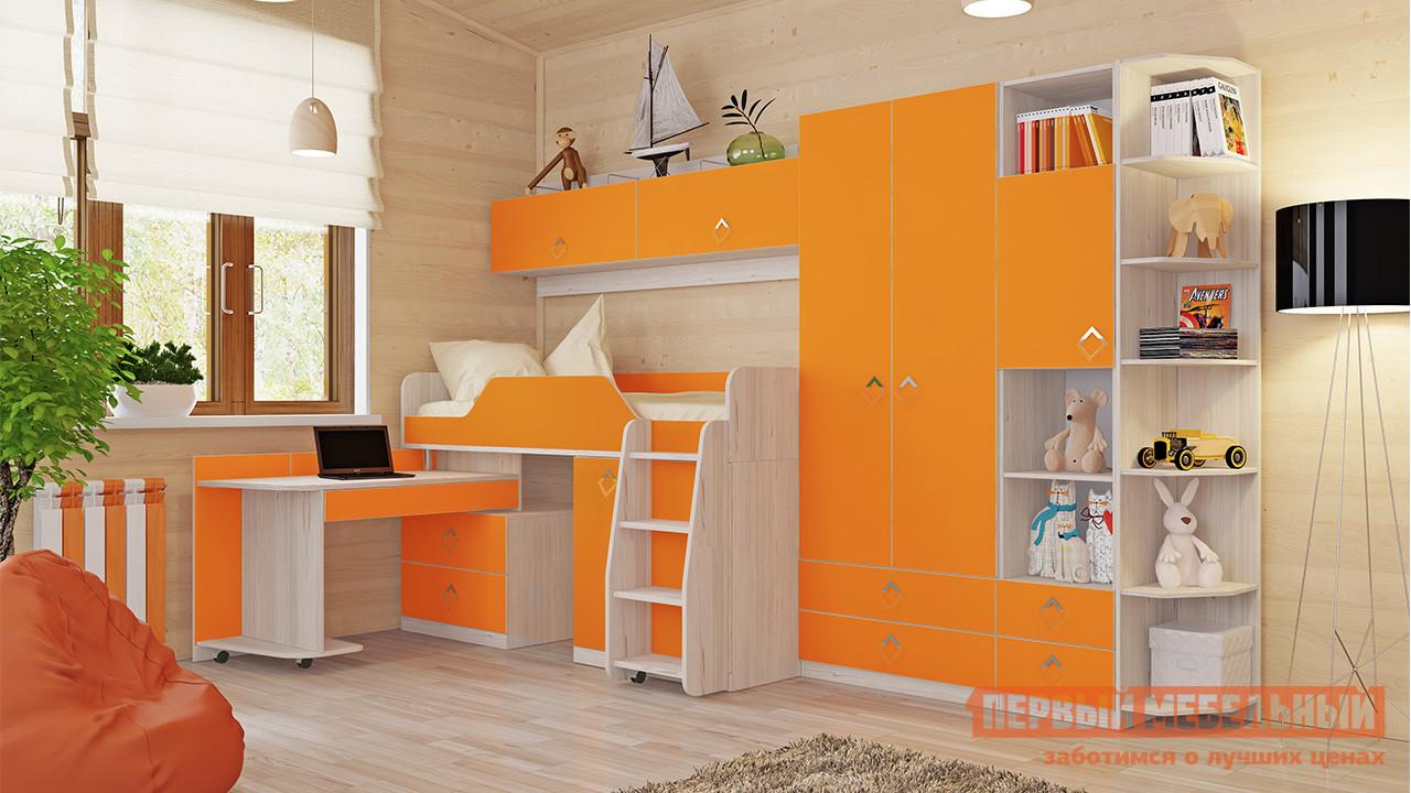 Комплект детской мебели ТриЯ Аватар Манго К1 комплект детской мебели трия аватар лаванда к1