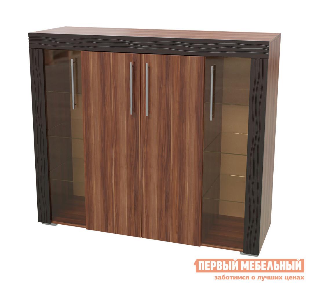 Комод Гранд Кволити 6-5604 Венге / Слива