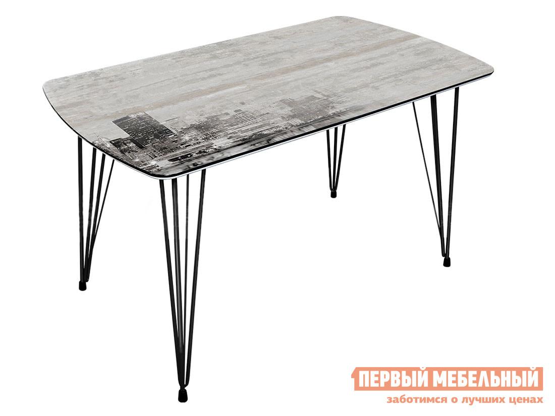 Кухонный стол Первый Мебельный Стол обеденный Фиеста 2