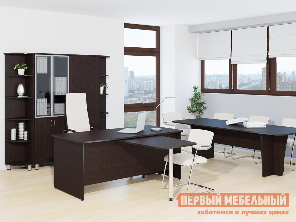Комплект офисной мебели Витра Лидер-Престиж К2 комод лидер 3 2