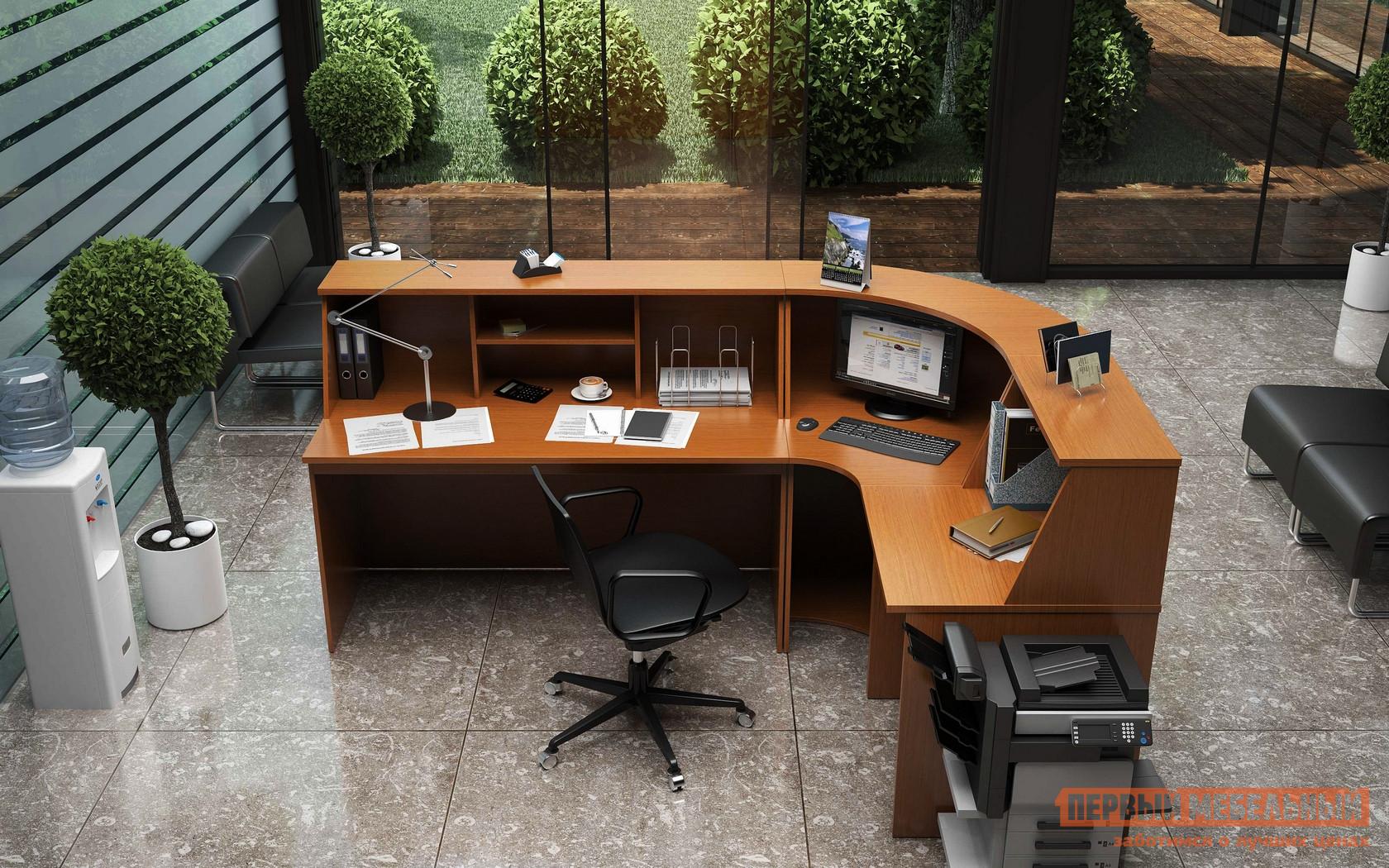 Комплект офисной мебели Эдем Эдем Ресепшн К1 комплект офисной мебели riva рива ресепшн к1