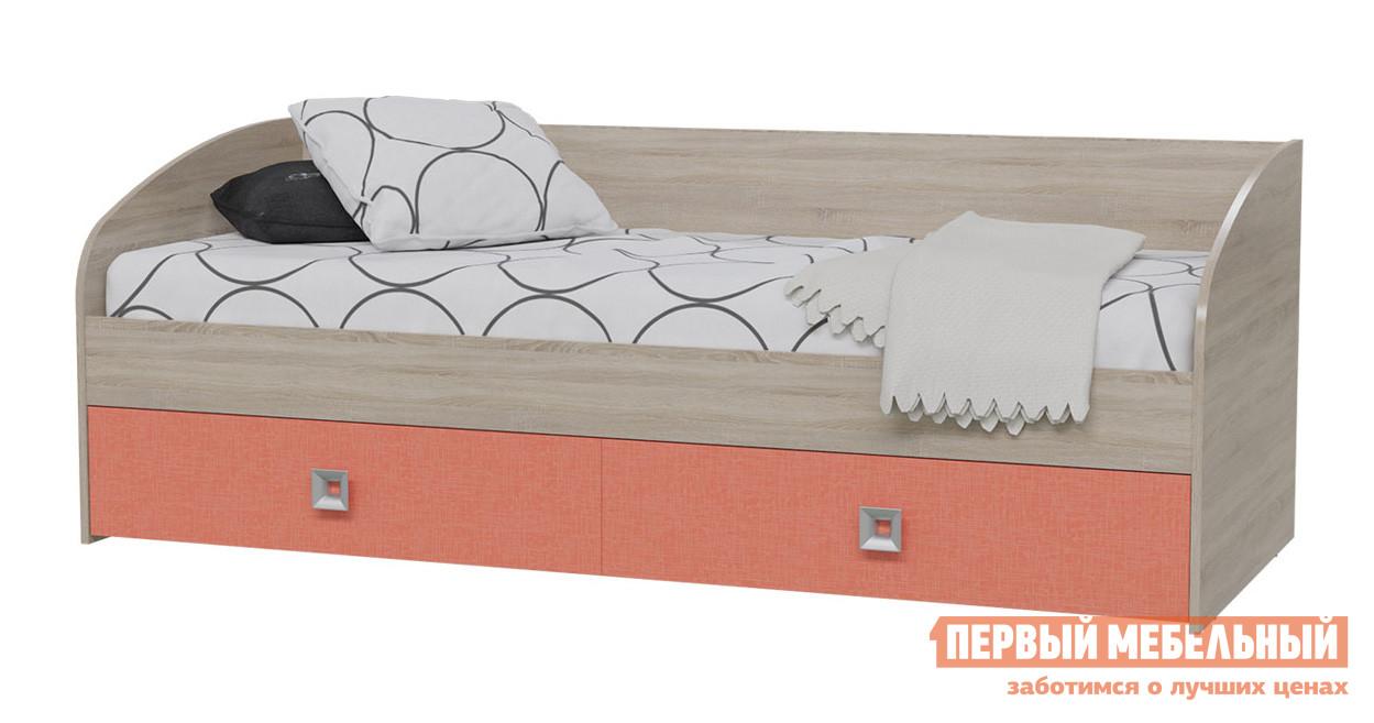 Детская кровать Бит и Байт 4-2001 хай вэй 2001 небольшой случайный цвет пэт кровать