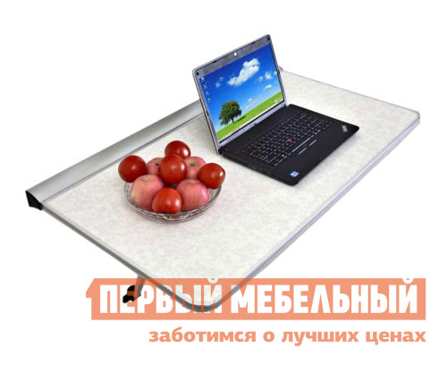 Кухонный стол Smart bird A80/A100 Белый, Ширина 80 см