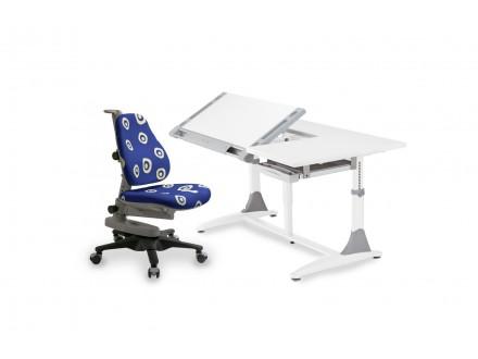 Парта с креслом King-desk + кресло Newton Ньюкинг