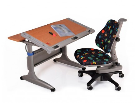 Парта с креслом Tokyo + кресло Newton Токин