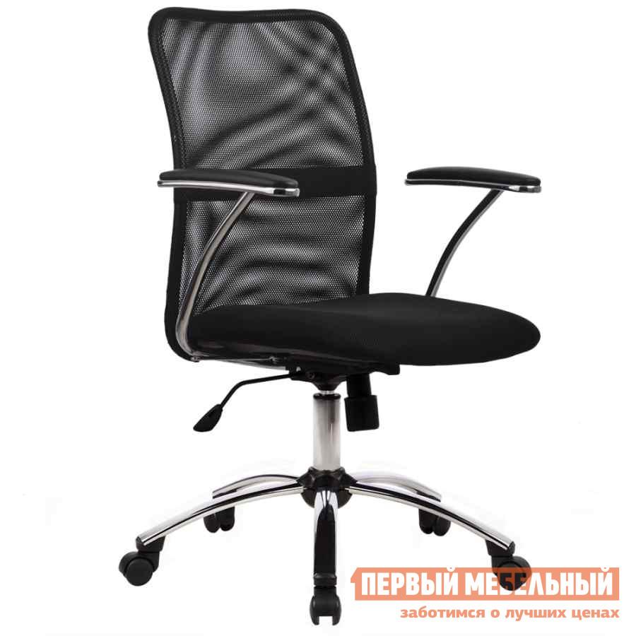 Офисное кресло Метта FK-8 Ch Ткань-сетка № 20 черная