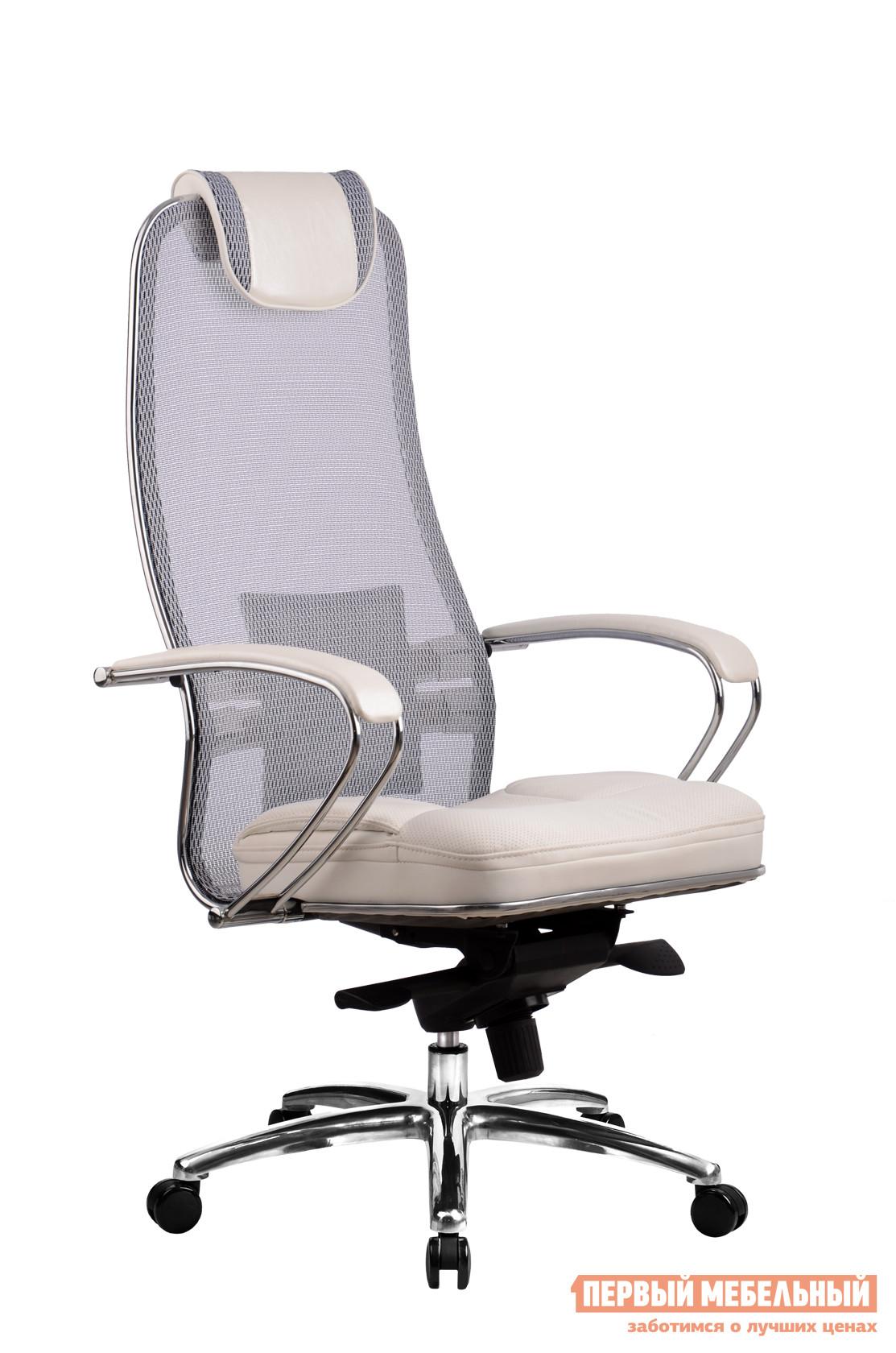 Кресло руководителя Метта Samurai SL-1.02 кресло компьютерное метта samurai sl 2