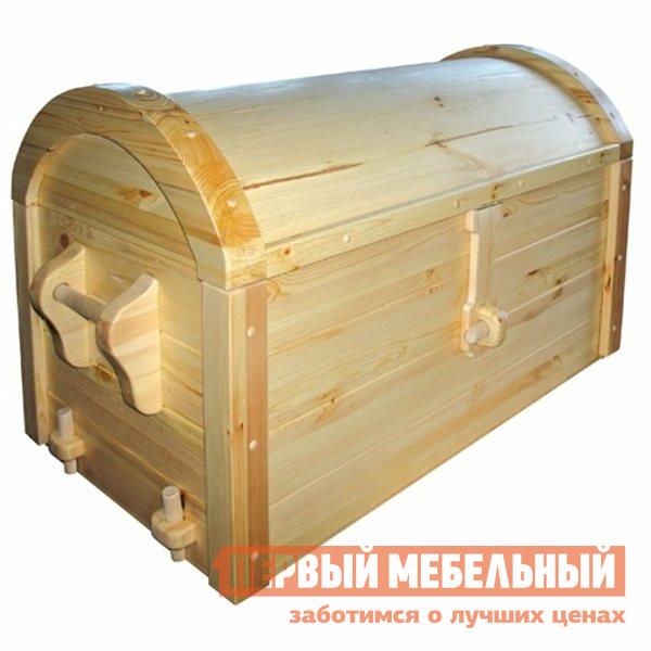 Сундук Добрый мастер Сундук радиусный Z-Rs Натуральная сосна от Купистол