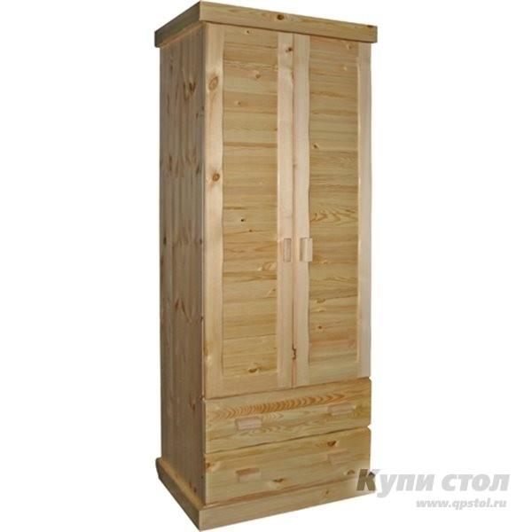 Шкаф распашной Шк-2s-ящ КупиСтол.Ru 25220.000