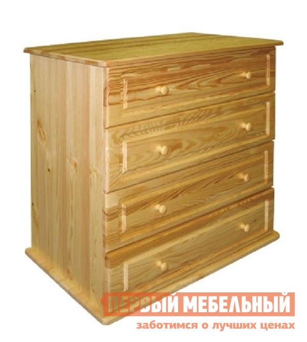 Комод Добрый мастер Км-4 Массив сосны