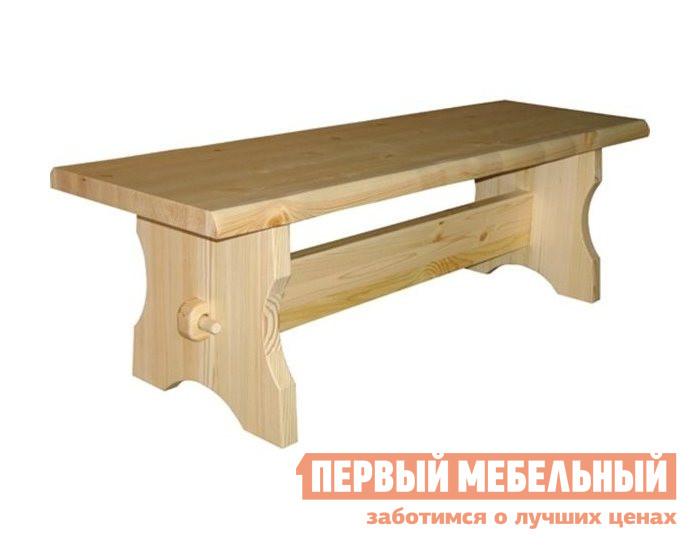 Деревянная лавочка в коридор Добрый мастер Ск-1400s / Ск-1800s ск чаепитие