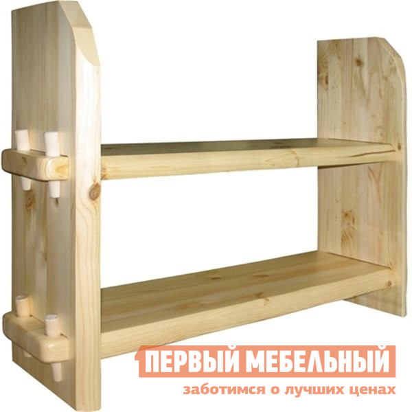 Настенная полка Добрый мастер Пк-2s