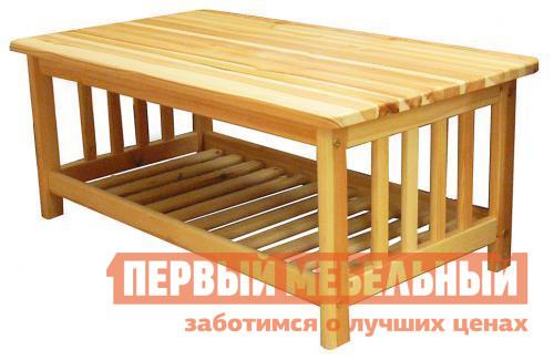 Журнальный столик Добрый мастер Ск-б Массив сосны