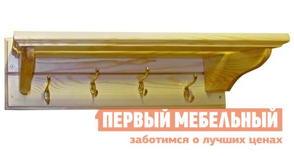Настенная вешалка в прихожую Добрый мастер В-115