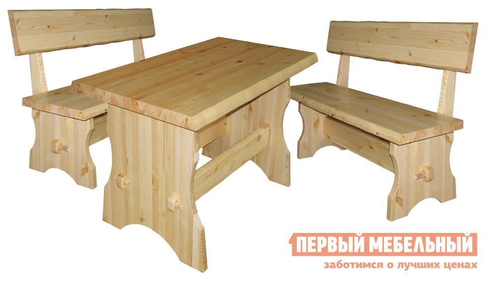 Комплект садовой мебели Добрый мастер Cт s+ Ск ss комплект садовой мебели xrb 035 а d с d80x80