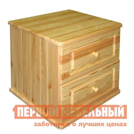 Прикроватная тумбочка Добрый мастер Т-к.01 Массив сосны