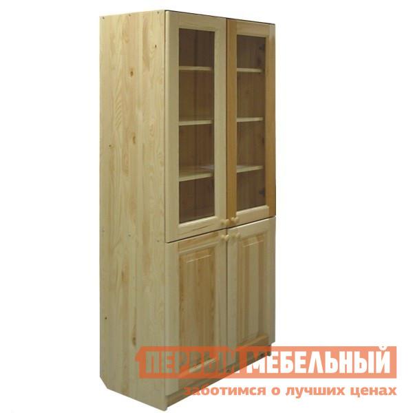 Шкаф-витрина Добрый мастер Шк-Б шкаф витрина мебель смоленск шк 07