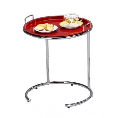 Сервировочный столик Red and Black 0929-RD-SR Красный
