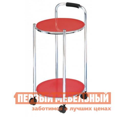 Фото Сервировочный столик Red and Black ЕР 8263 Красный. Купить с доставкой