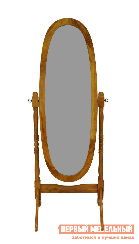Напольное зеркало Red and Black 8007-Oak MS Дуб