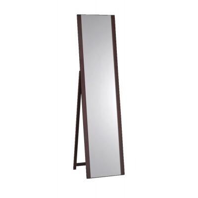 Напольное зеркало Red and Black MS-9078-W Темный орех
