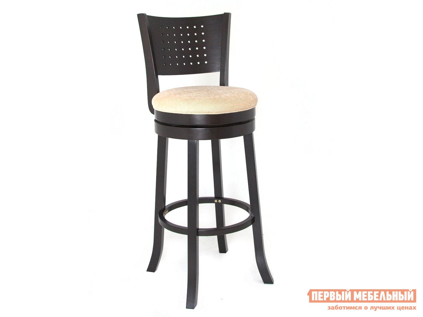 Барный стул Red and Black 299161 Барный крутящийся стул Капучино от Купистол