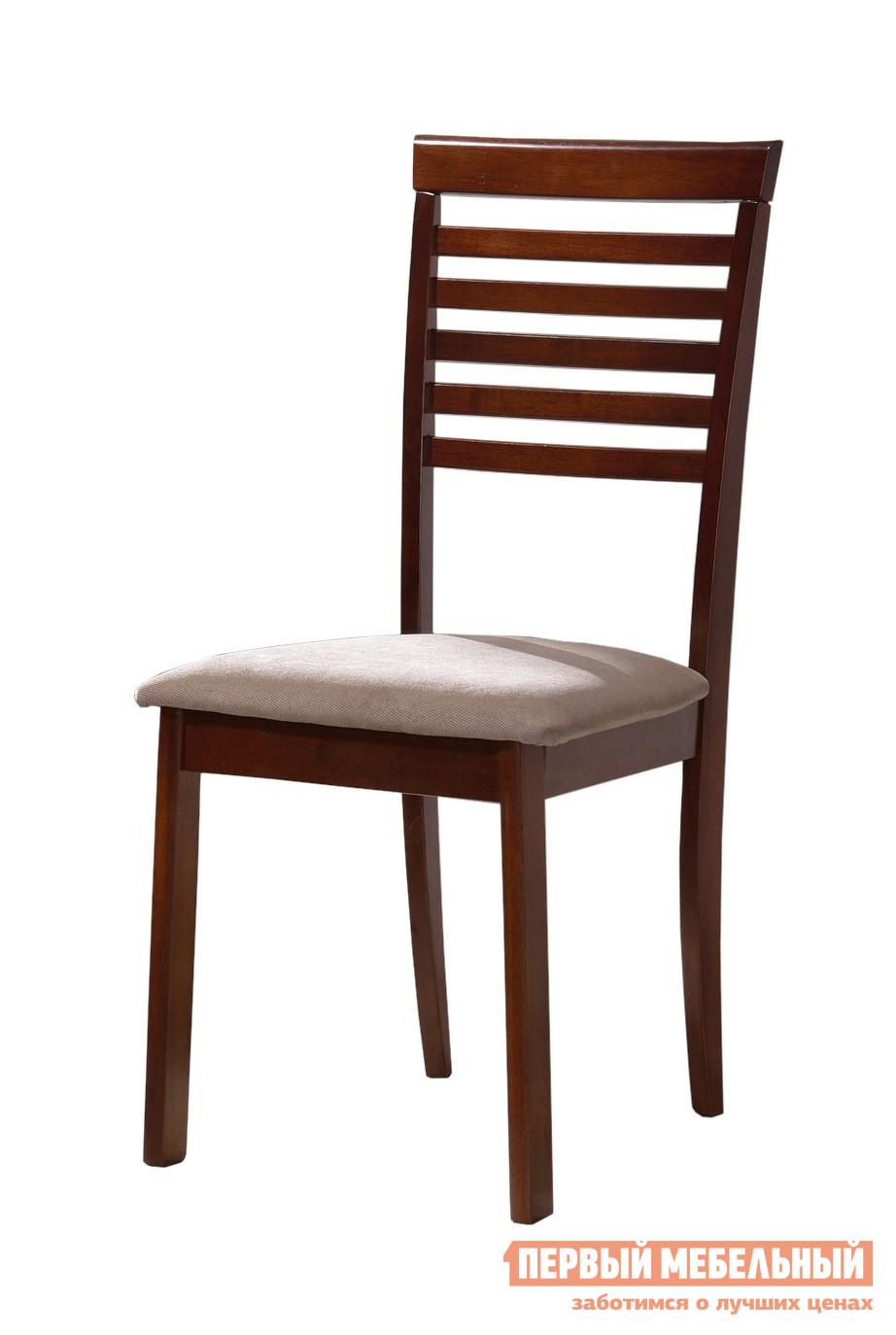 Стул Red and Black 800-sh CM-LBrown-1 ШоколадСтулья для кухни<br>Габаритные размеры ВхШхГ 940x440x450 мм. Классический стул с высокой спинкой и мягким сидением добавит уюта в комнате и позволит создать комфортную обеденную зону. Высота от пола до сидения — 420 мм. Обратите внимание! Стулья поставляются только по 2 штуки.  Цена указана за один стул. Каркас стула изготавливается из массива гевеи, обивка сидения — ткань.<br><br>Цвет: Шоколад<br>Цвет: Коричневое дерево<br>Высота мм: 940<br>Ширина мм: 440<br>Глубина мм: 450<br>Кол-во упаковок: 1<br>Форма поставки: В разобранном виде<br>Срок гарантии: 6 месяцев<br>Тип: в гостиную<br>Материал: Деревянные, Из натурального дерева<br>Порода дерева: из массива гевеи<br>Особенности: С мягким сиденьем