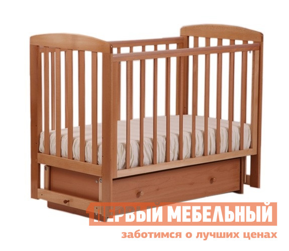 Кроватка Ковчег Ромашка АБ 16.2