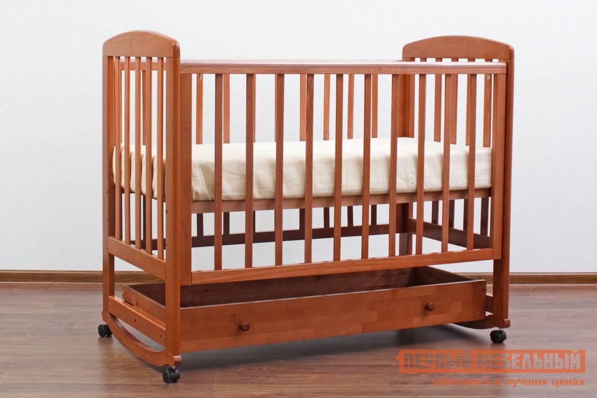 Кроватка Ковчег Ромашка АБ 16.1
