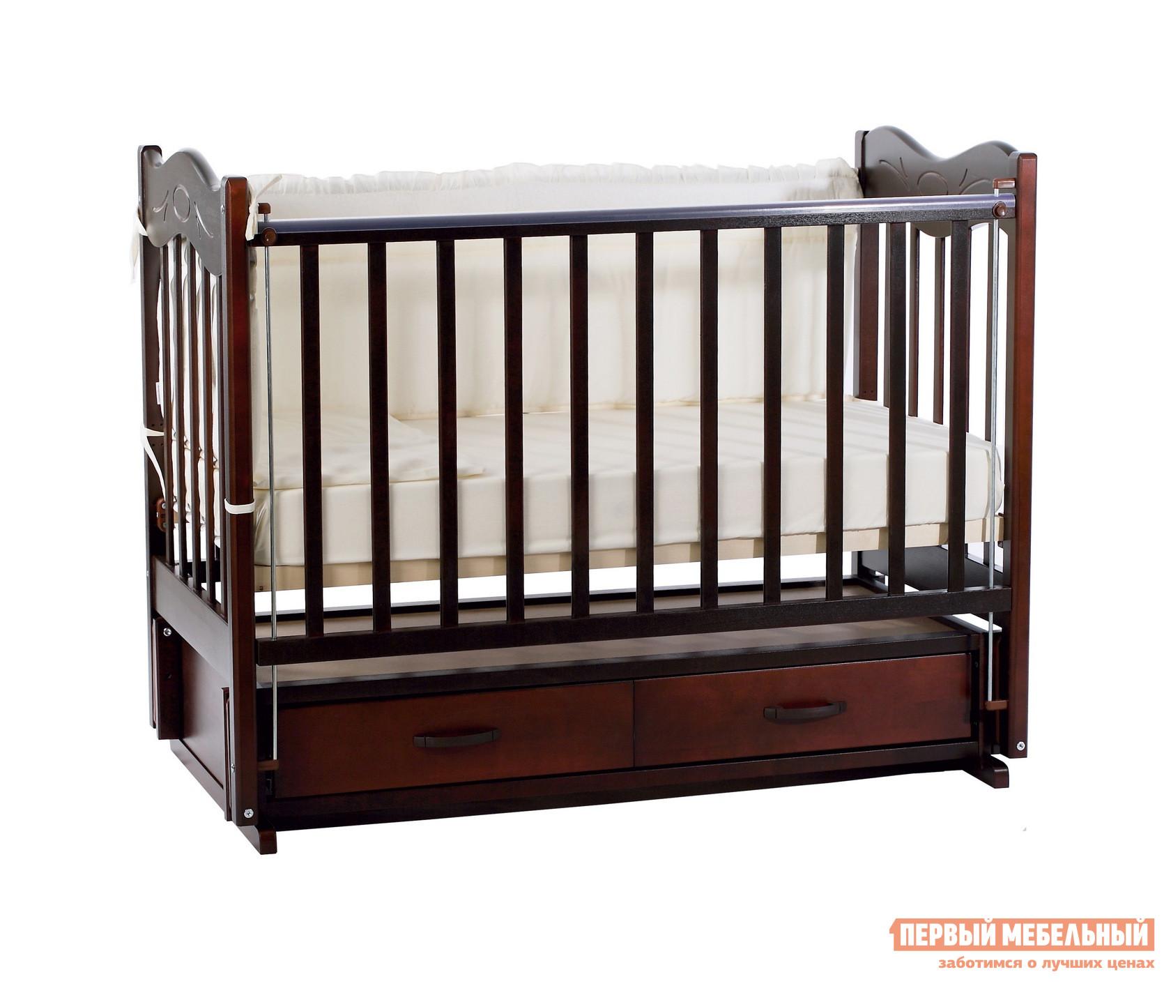 Кроватка Ковчег Милена продольный маятник кроватка ковчег 204