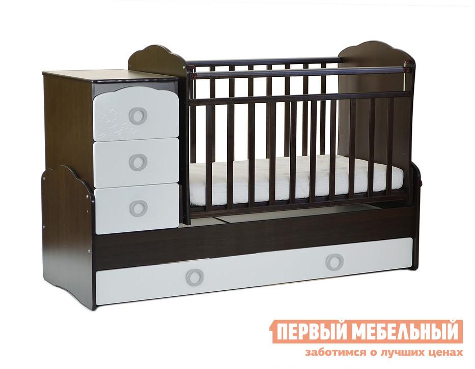 Кроватка Ковчег СКВ-9 94103x кроватка ковчег скв 9 94003x